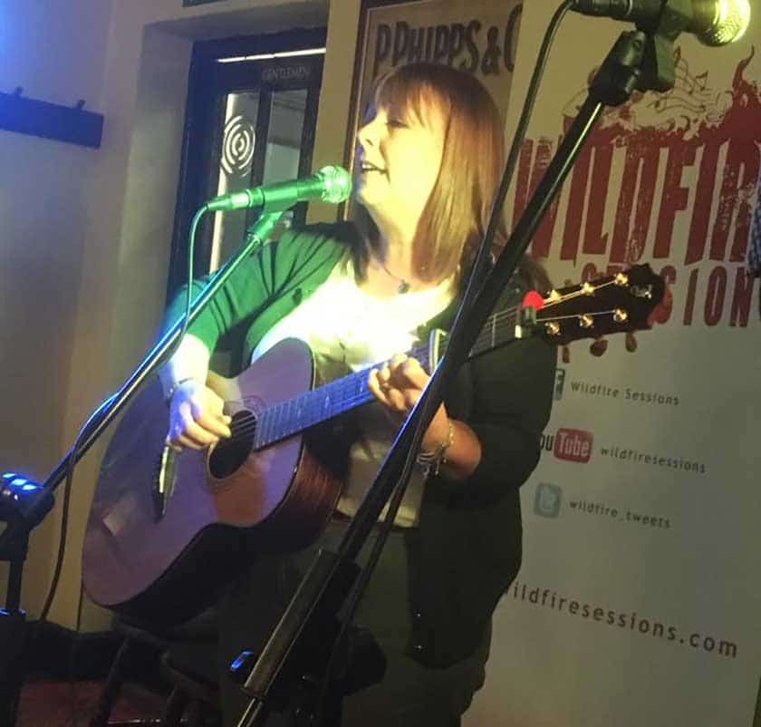 Northamptonshire Carpenters Arms Acoustic Open Mic