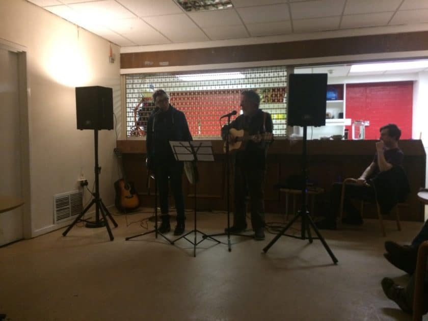 Open Mics Greater Manchester