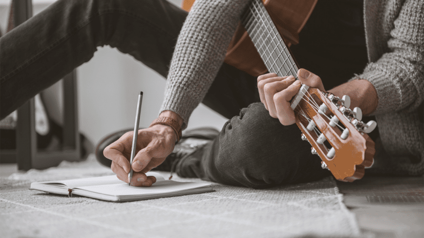 writing songs for beginners