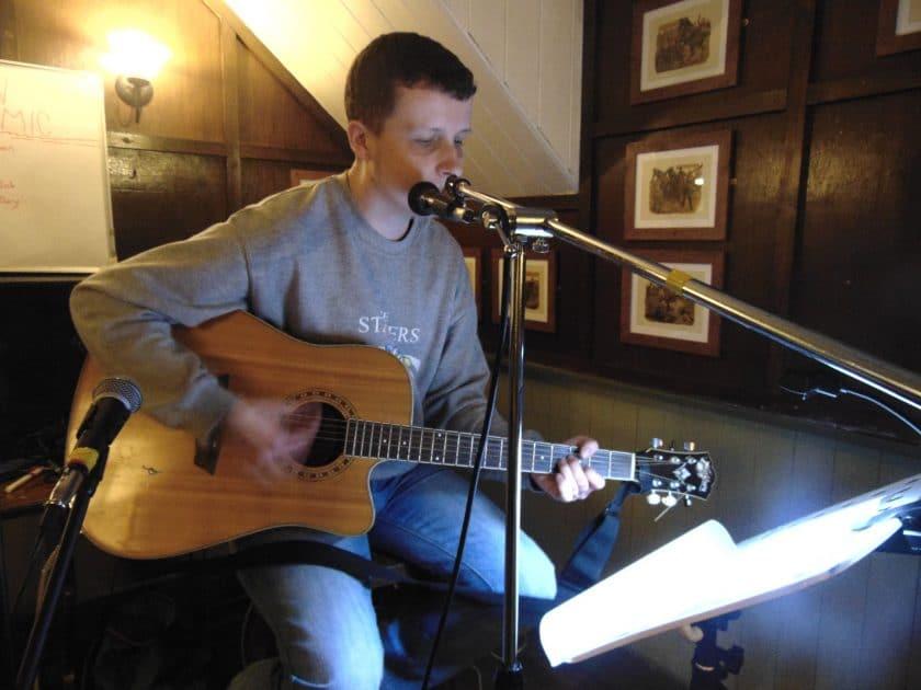 open mic jam night northamptonshire