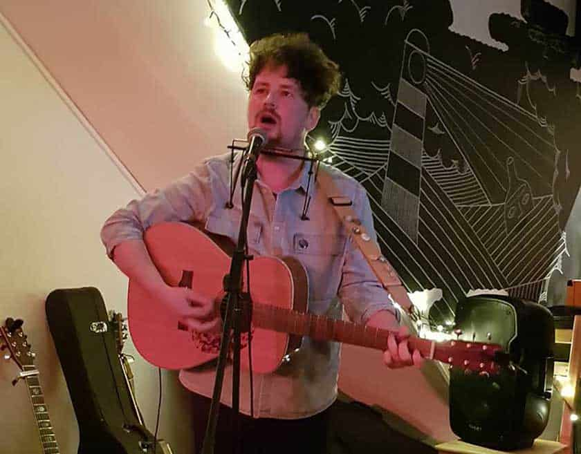 Open Mic Finder Manchester