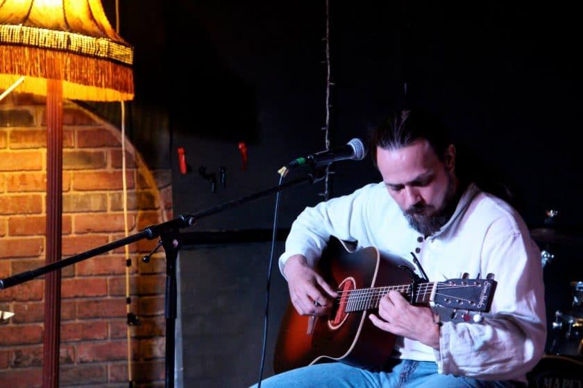 Tin Man Coventry open mic night