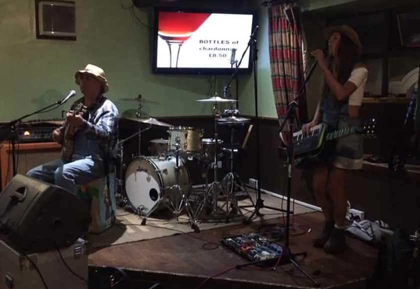 The Barge: Open Mic Night