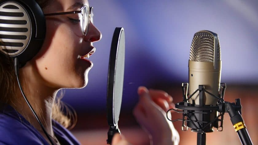 How to record vocals at home without a mic