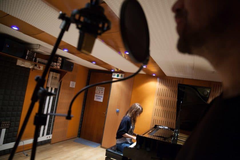 recording studio experience Southampton and Hampshire