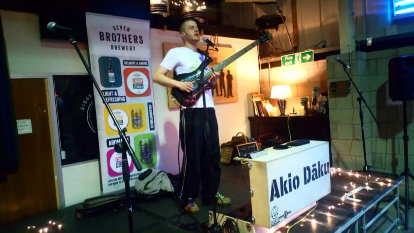 Salford Seven Brothers Tap: Open Mic Night