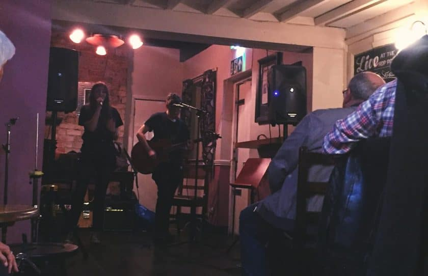 Nottingham Hop Pole Open Mic Night