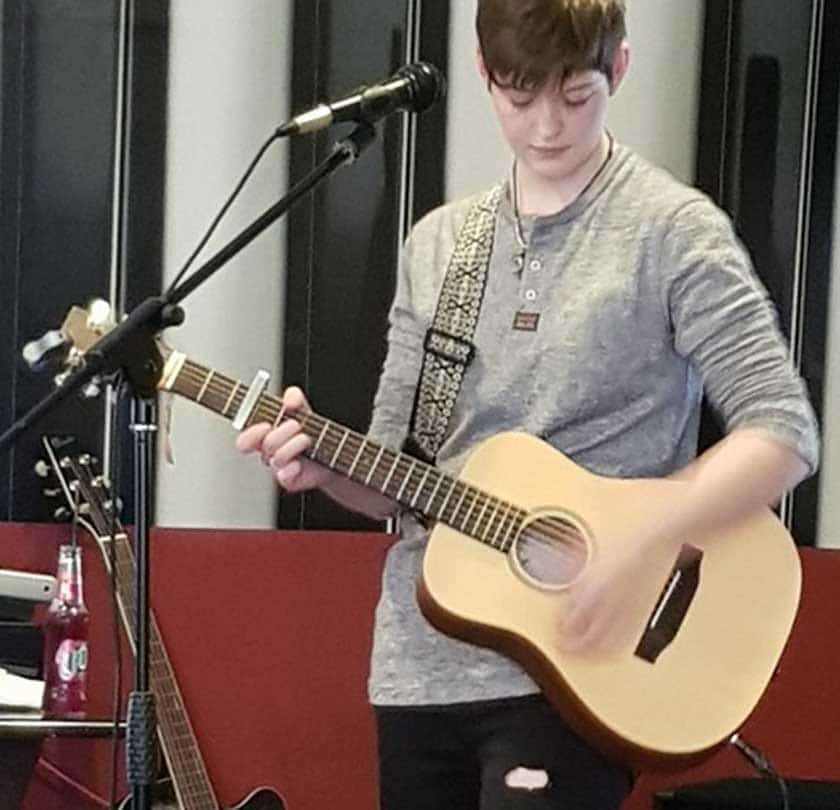The Ashby Woulds: Open Mic Night