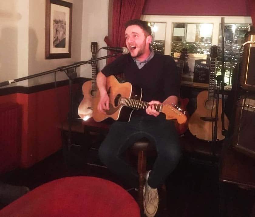 The Greyhound Inn Stoke Open Mic Night