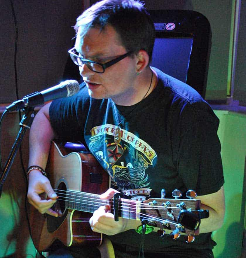 The Old Inn Leicester Open Mic Night