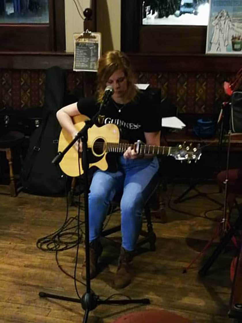 Henry's Bar Open Mic Exeter