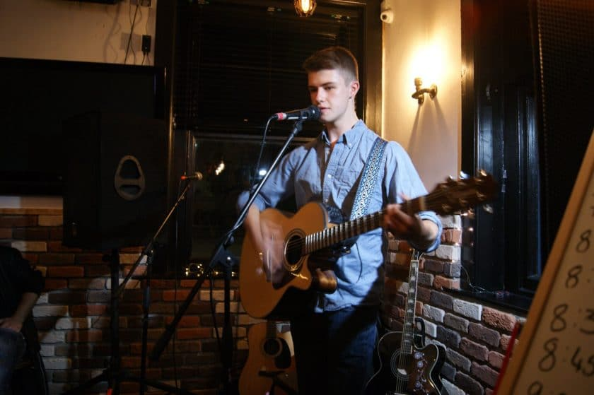 The Boundary Arms Maidenhead Open Mic Night