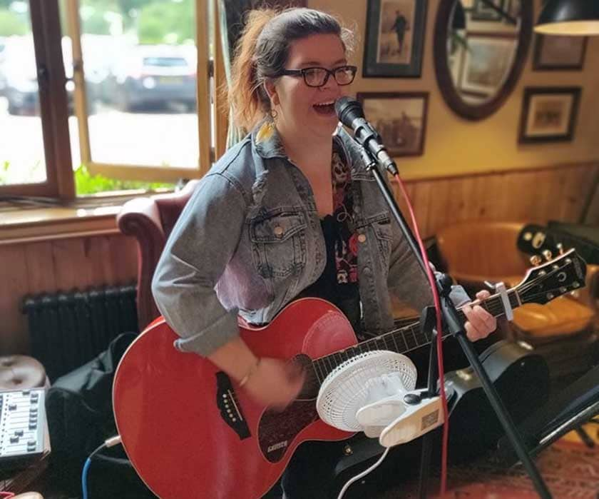 Peacock Farm Berkshire: Open Mic Night