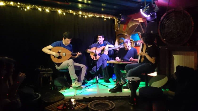 Café Cairo Clapham Open Mic Night