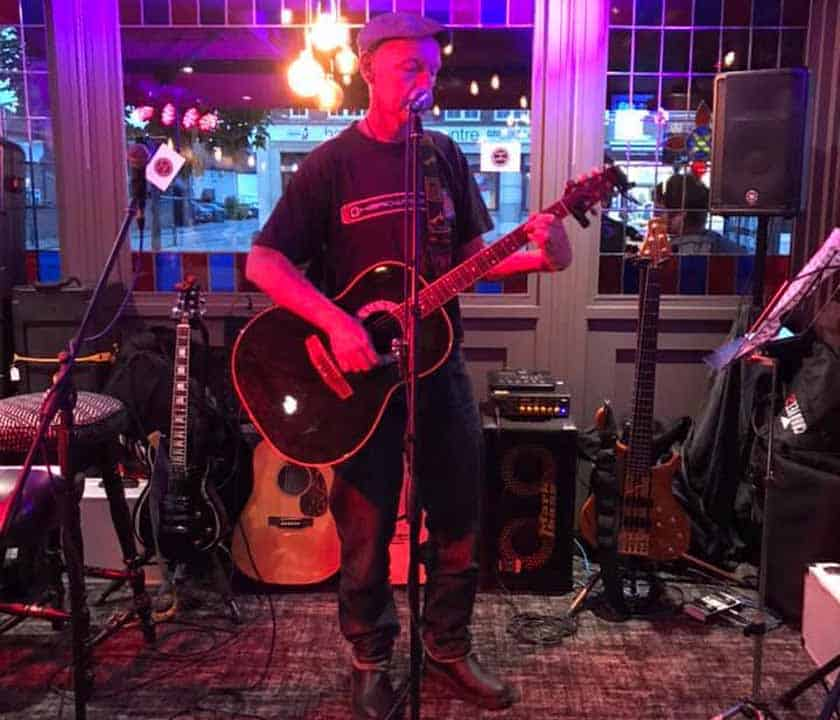 The Three Wishes: Open Mic/Jam Night