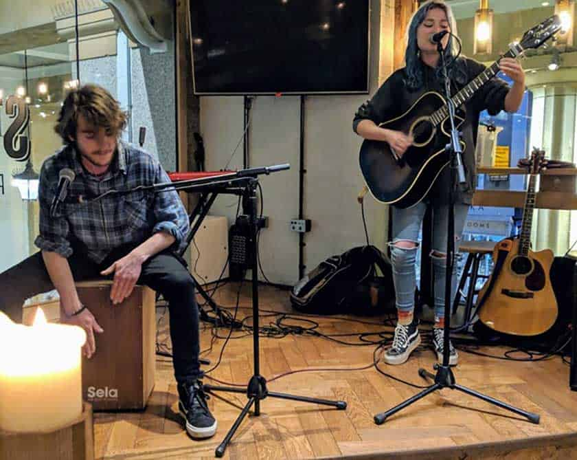 Open Mic Exeter