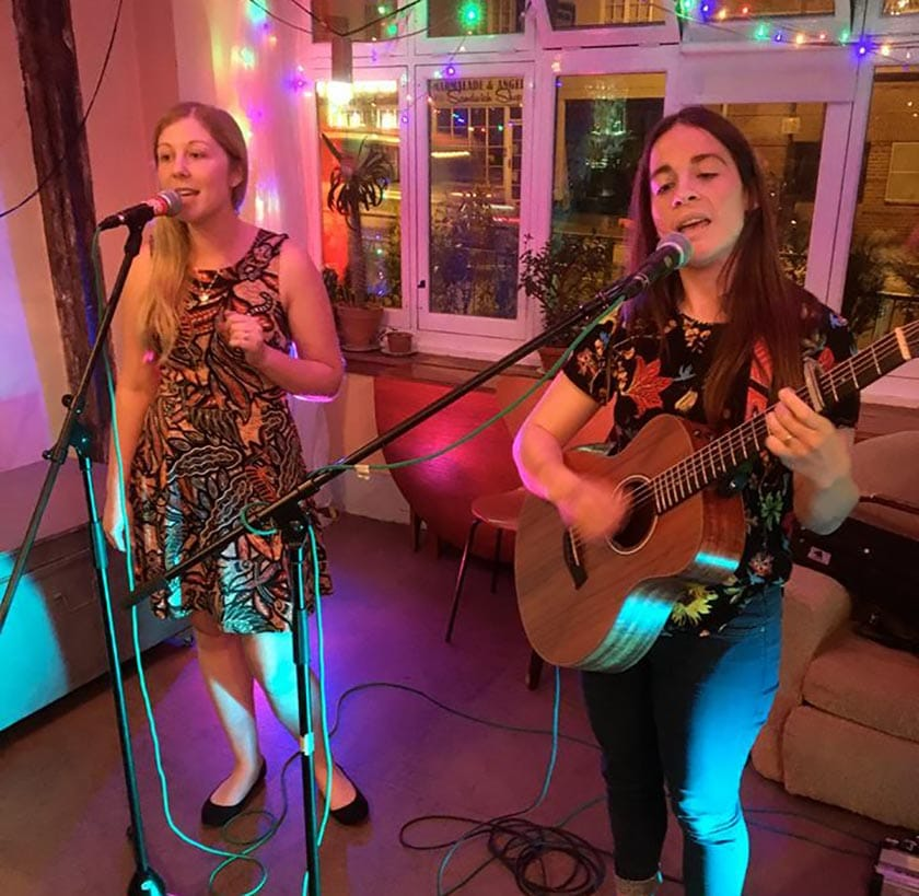Global Café & World Shop: Bohemian Night Open Mic