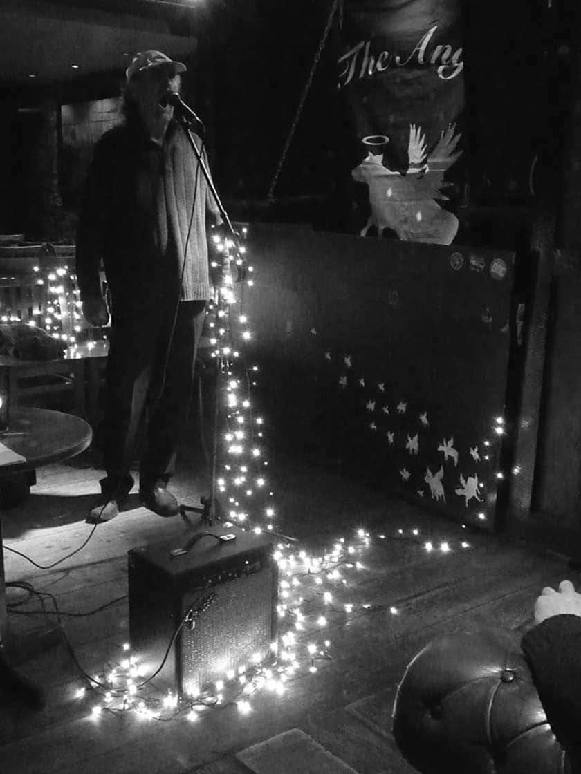 The Angel Bar: Open Mic Night