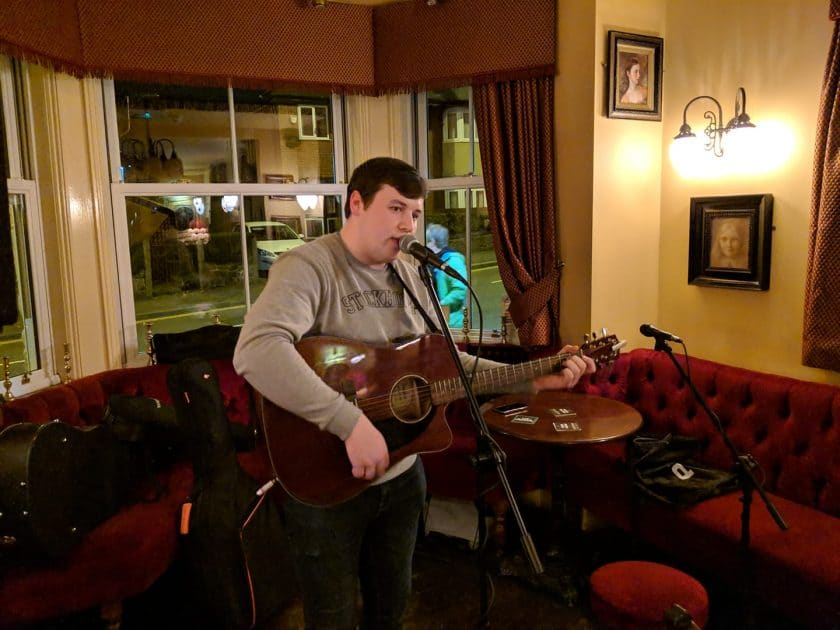 Open Mic Nights in and around Stoke