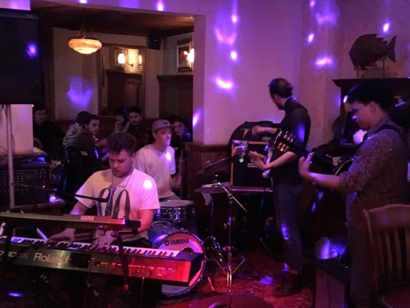 The Castle Inn: Open Mic Night