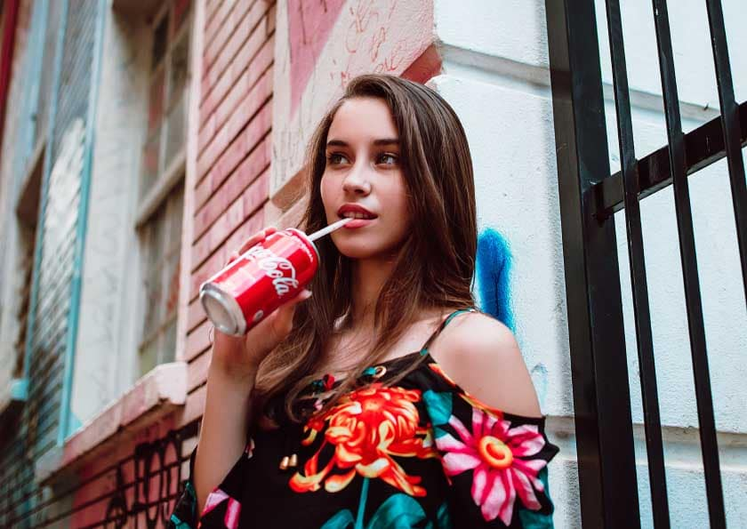 Are fizzy drinks good or bad for singers