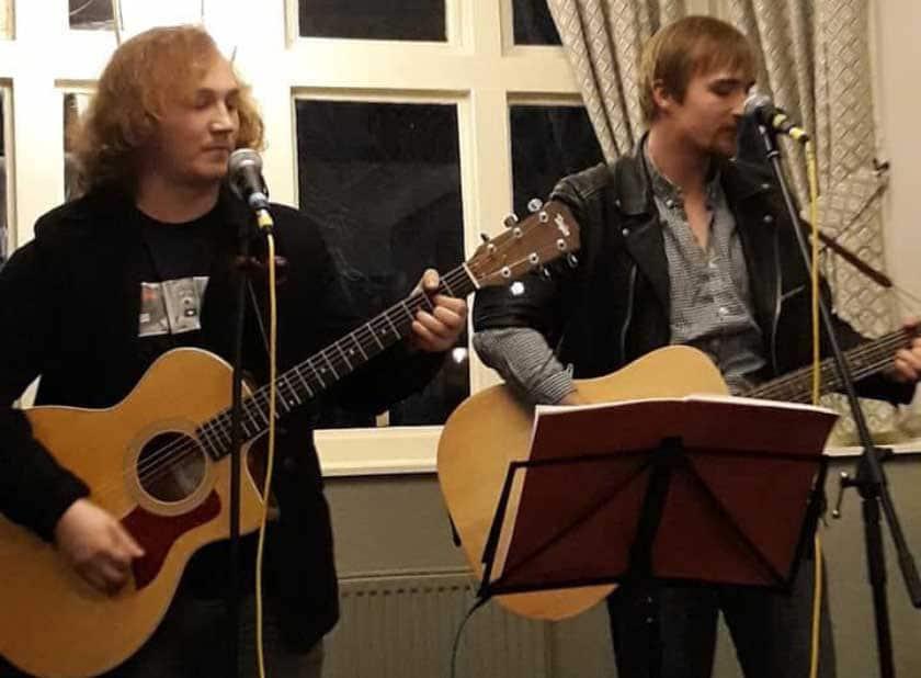 Wednesday open mic Hull