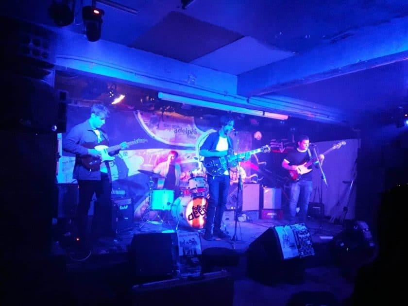 The New Adelphi Club Hull Open Mic Night