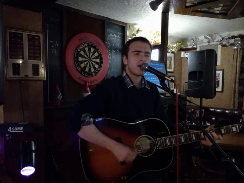 The Old Ship: Open Mic Night