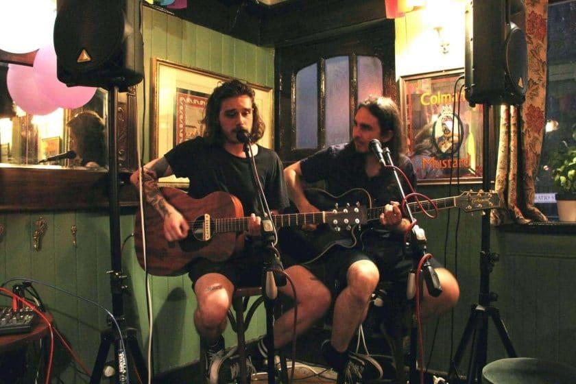 Open mics near me east london
