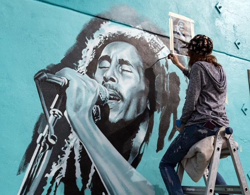 Genres of music Reggae