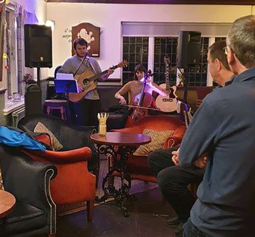 The Deramore Arms: Open Mic Night