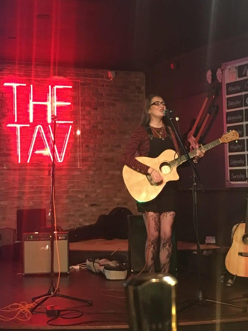 The Uplands Tavern: Open Mic Night