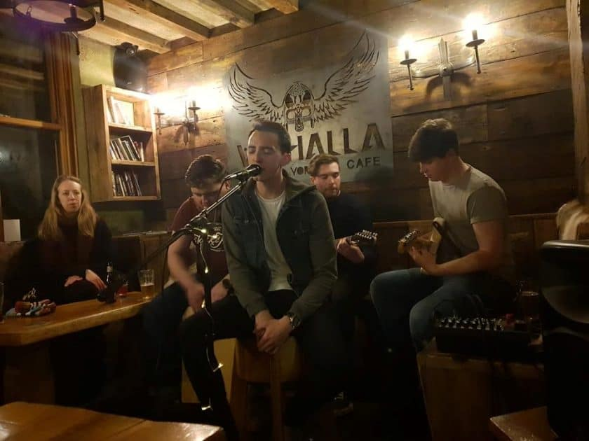 Valhalla: Open Mic Night