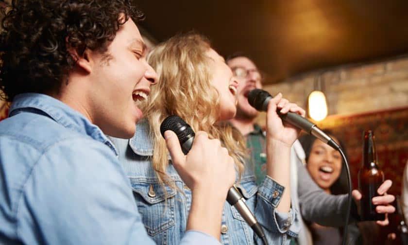 Karaoke meaning