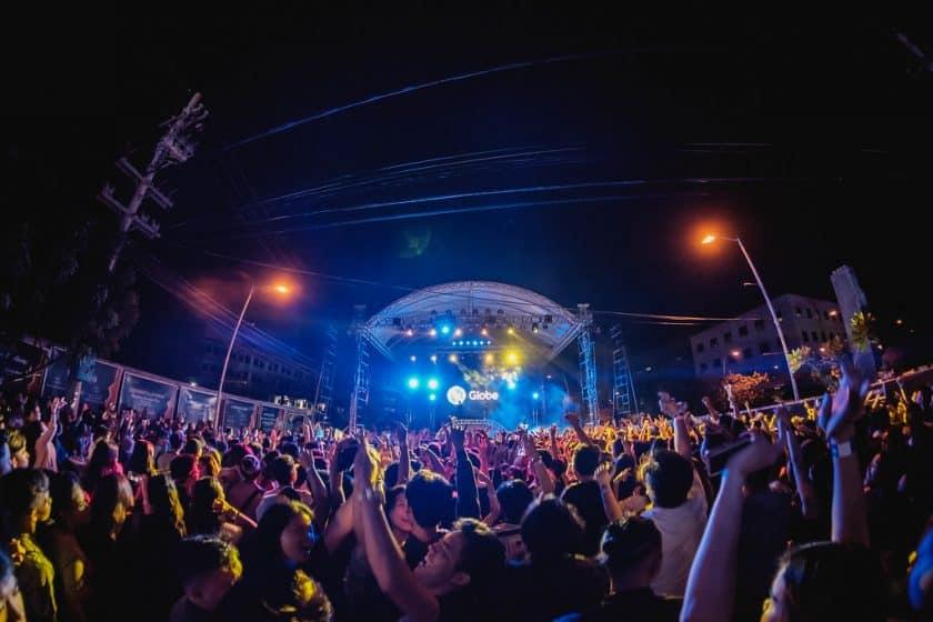 Music festivals australia