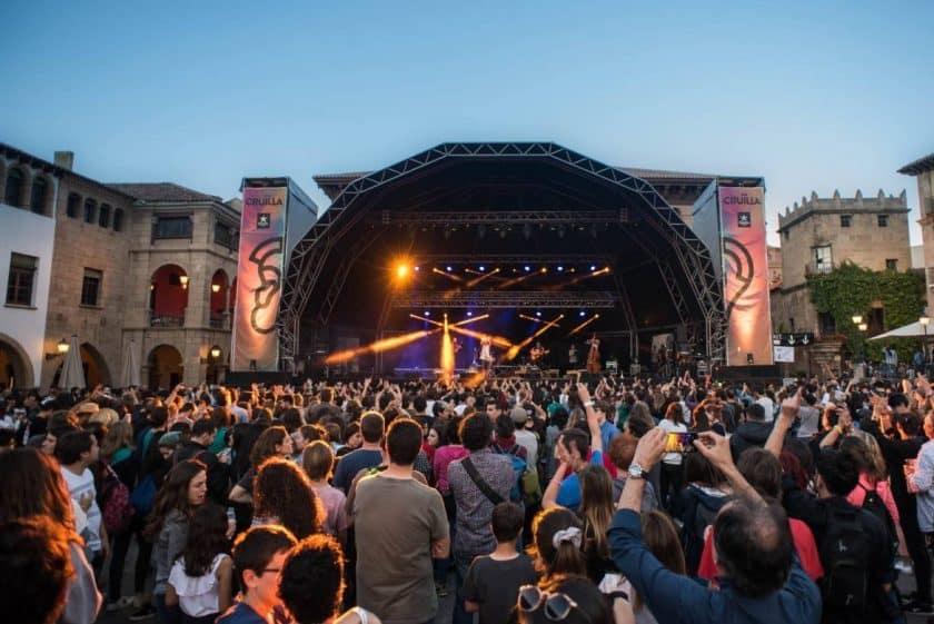 Best music festivals Europe 2020
