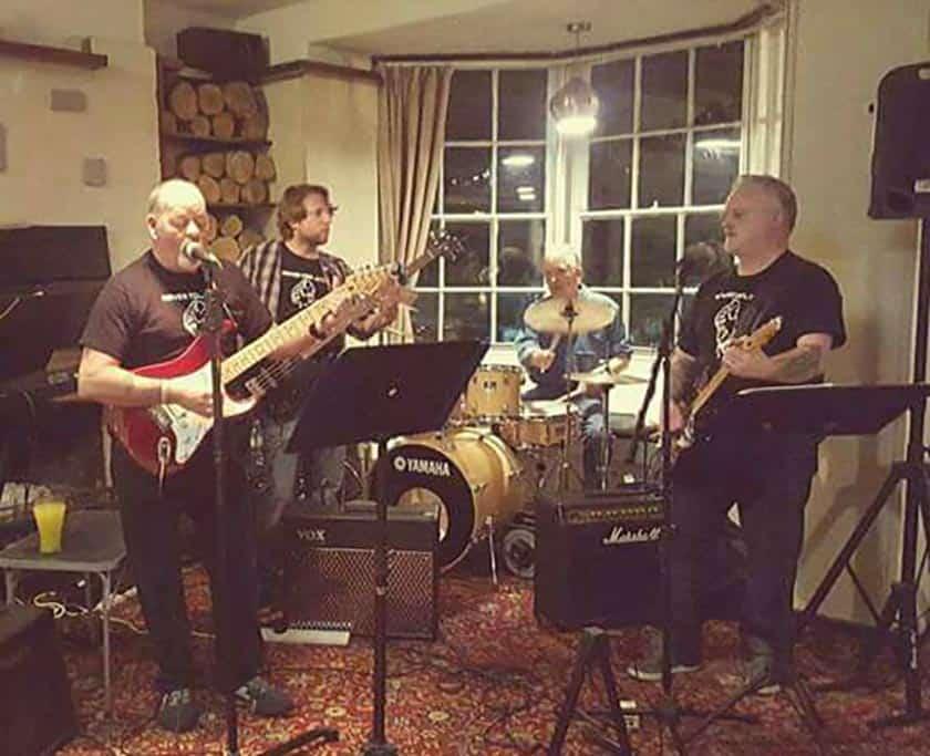 open mic night salisbury