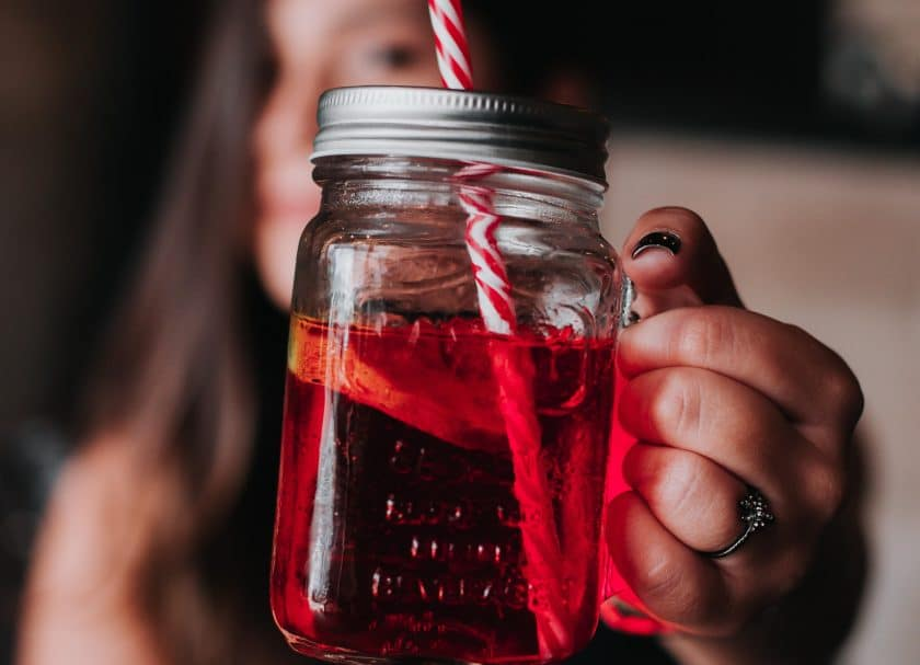 Is cranberry juice good for your vocals