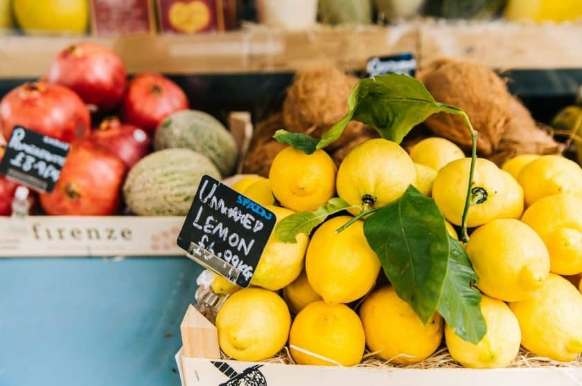 What is the Best Fruit for Singers
