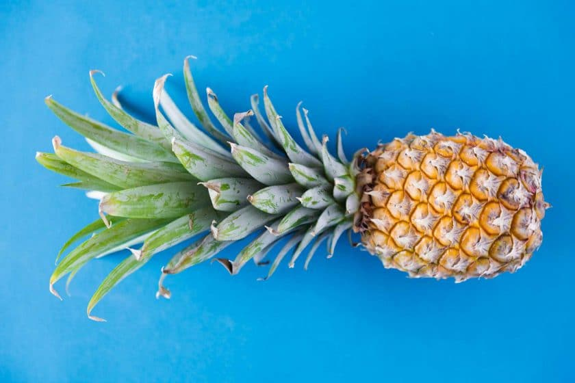 Is pineapple good for your vocal cords
