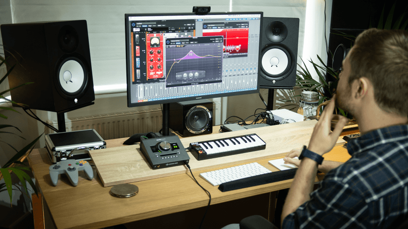 Do producers get signed to record labels?