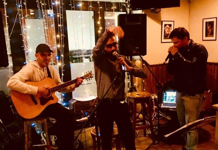 North London open mics