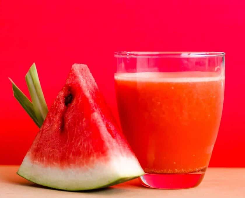 Is juice goodor badfor singers?