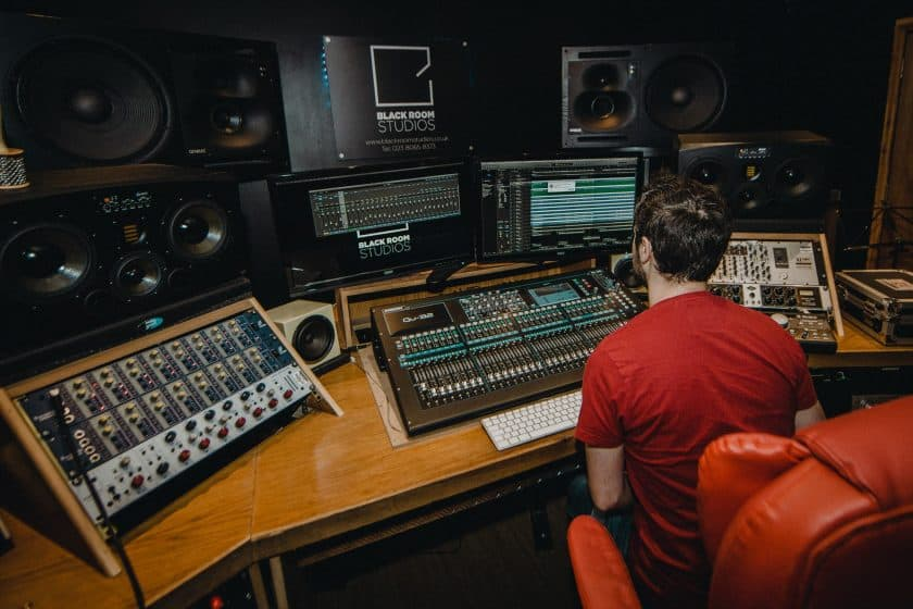 role of music producer