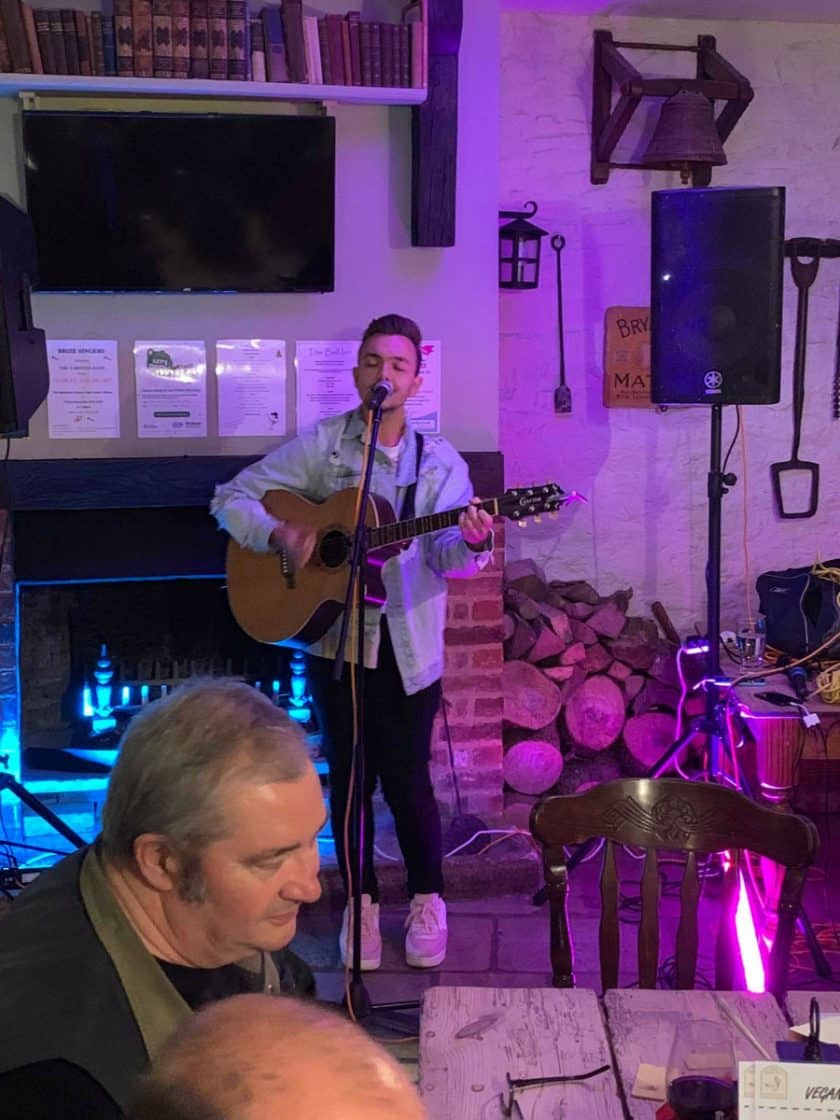 monthly open mics in Oxford