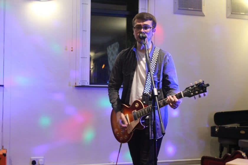 top open mic nights in Dudley
