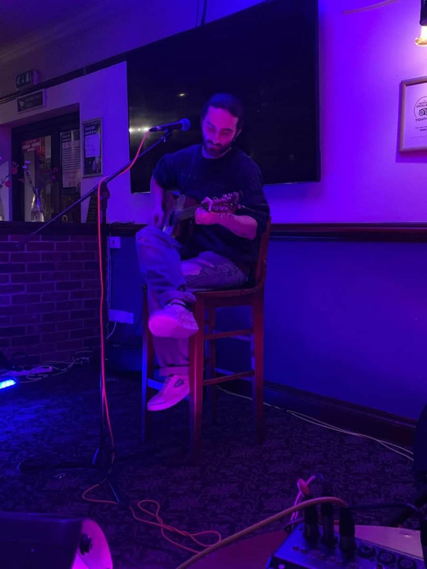 Oxford Open Mic Finder