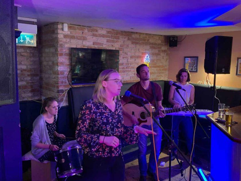 open mic nights Oxford