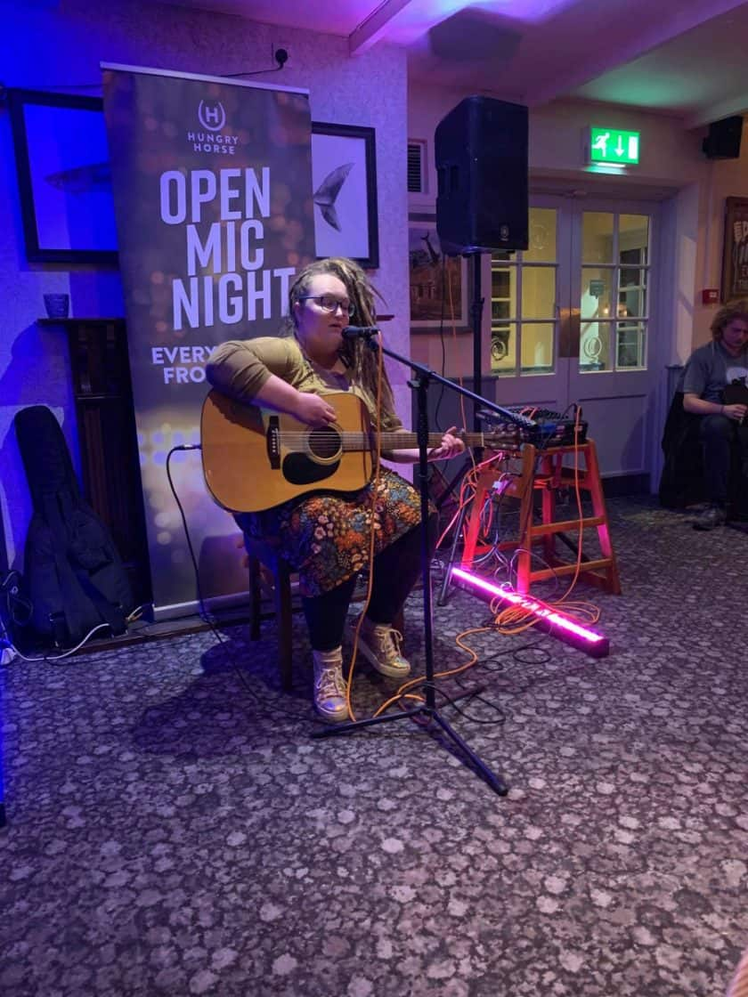 Open Mic Finder Oxford