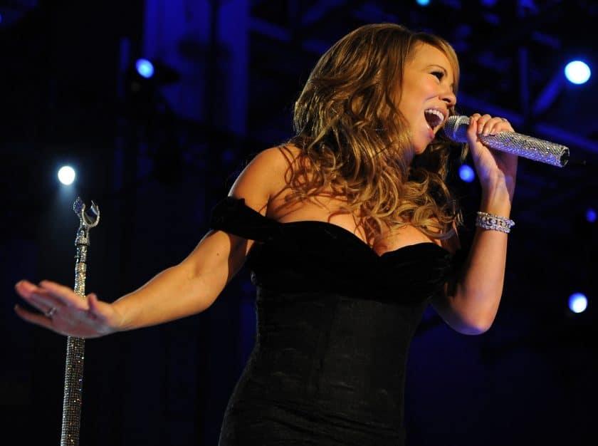 Mariah Carey vocal range